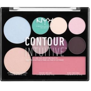 CONTOUR INTUITIVE PALETTE in AMPLIFY